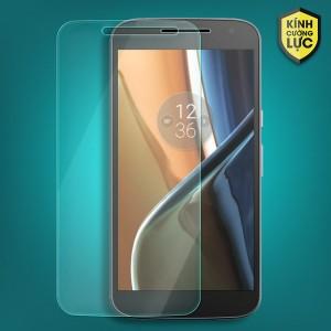 Miếng dán kính cường lực Motorola Moto G4 (trong suốt)