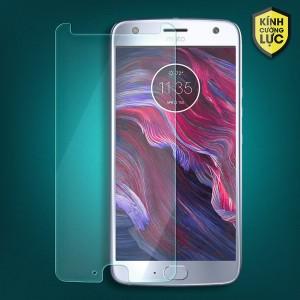 Miếng dán màn hình cường lực Motorola Moto X4 (trong suốt)