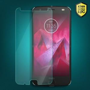 Miếng dán màn hình cường lực Motorola Moto Z Force 2017 (trong suốt)