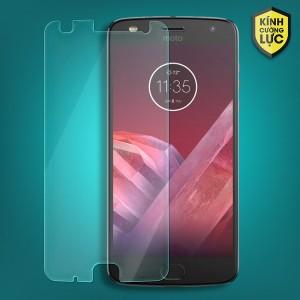 Miếng dán kính cường lực Motorola Moto Z2 Play (trong suốt)