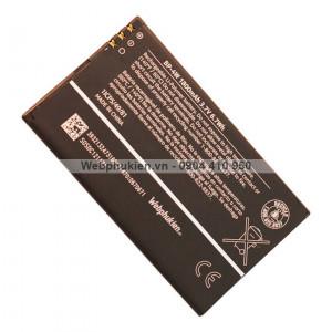 Pin Nokia Lumia 822, Lumia 810 (BP-4W) - 1800mAh Original Battery