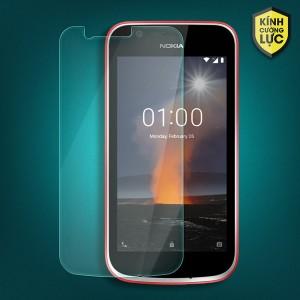 Miếng dán màn hình cường lực Nokia 1 (trong suốt)