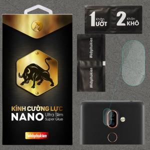 Kính dán cường lực Camera Nokia 7 Plus chính hãng Web Phụ Kiện