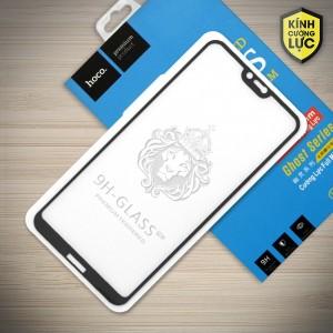 Miếng dán cường lực Nokia X6 / Nokia 6.1 Plus hiệu HOCO Full màn hình (Đen)