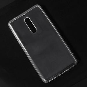 Ốp lưng Nokia 5 dẻo (trong suốt)
