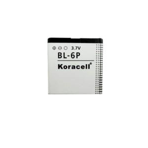 Pin Koracell Nokia BL-6P - 830mAh (Nokia 6500/ Nokia 7900)