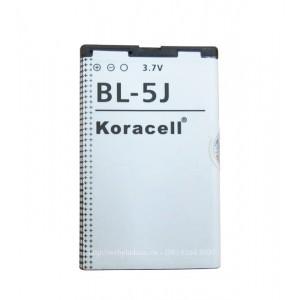 Pin Nokia C3-00 C300 (BL-5J) - 1200mAh hiệu Koracell