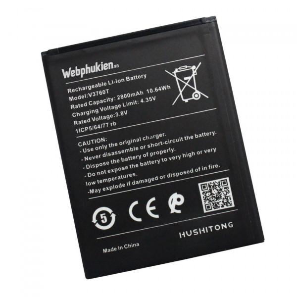 Pin Nokia C2 V3760T - 2800mAh Original Battery