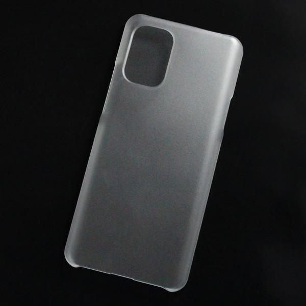 Ốp lưng nhựa cứng OnePlus One Plus 8T nhám trong