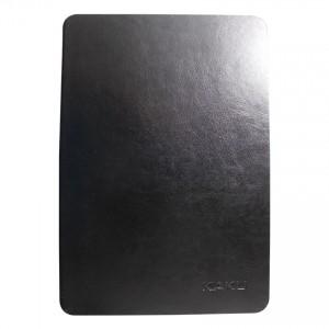 Bao da Samsung Galaxy Tab A Plus 9.7 P555 hiệu Kaku Stand Case (Đen)