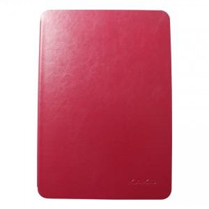 Bao da Samsung Galaxy Tab A Plus 9.7 P555 hiệu Kaku Stand Case (Đỏ)