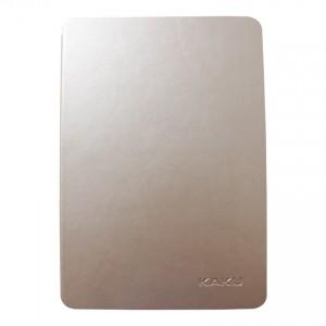 Bao da Samsung Galaxy Tab A Plus 9.7 P555 hiệu Kaku Stand Case (Vàng)