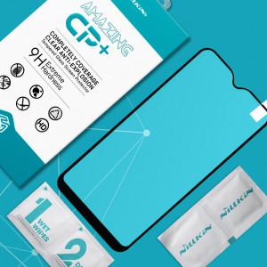 Miếng dán cường lực Samsung Galaxy A01 hiệu Nillkin Full (Đen)