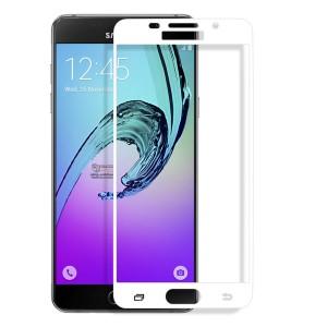 Miếng dán cường lực Samsung Galaxy A5 2016 (A510) Full màn hình Trắng