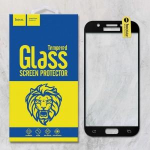Miếng dán cường lực Samsung Galaxy A5 2017 hiệu HOCO Full màn hình (Đen)