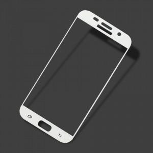 Miếng dán cường lực Samsung Galaxy A5 2017 Full màn hình (Trắng)