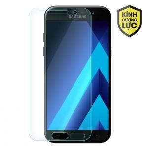Miếng dán màn hình cường lực Samsung Galaxy A7 2017 (trong suốt)