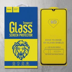 Miếng dán cường lực Samsung Galaxy Note 10 Lite hiệu HOCO Full Keo (Đen)