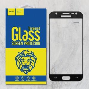 Miếng dán cường lực Samsung Galaxy J3 Pro hiệu HOCO Full màn hình (Đen)
