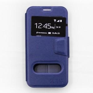Bao da Samsung Galaxy J3 Pro hiệu OnJess (Xanh) - Case dẻo