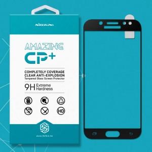 Miếng dán cường lực Samsung Galaxy J5 Pro hiệu Nillkin Full (Đen)