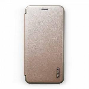 Bao da Samsung Galaxy J6 Plus hiệu BaoLiLai (Vàng)