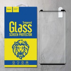 Miếng dán cường lực Samsung Galaxy Note 9 hiệu HOCO Full khuyết camera (Đen)