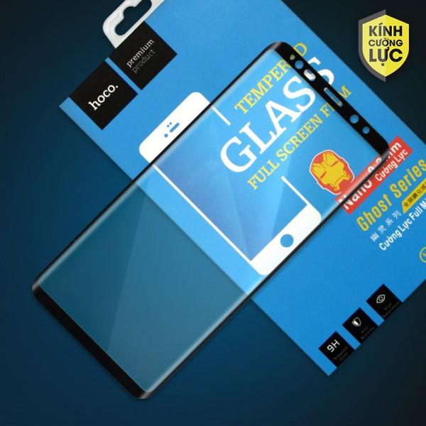 Miếng dán cường lực Samsung Galaxy Note 9 hiệu HOCO Full màn hình (Đen)