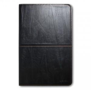 Bao da Galaxy Tab A Plus 8.0 P205 SPen 2019 hiệu Lishen (Đen)