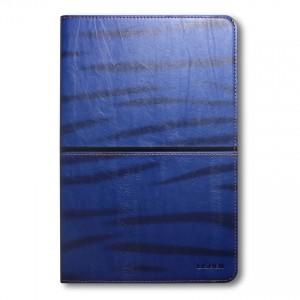 Bao da Galaxy Tab A Plus 8.0 P205 SPen 2019 hiệu Lishen (Xanh)
