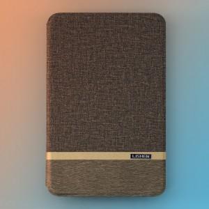 Bao da Samsung Galaxy Tab A6 10.1 có Bút Spen P585 hiệu Lishen (Xám)