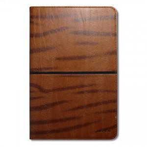 Bao da Galaxy Tab A6 10.1 inch 2016 P585 Bút Spen hiệu Lishen (Nâu)