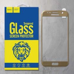 Miếng dán cường lực Samsung Galaxy S7 hiệu HOCO Full màn hình (Vàng)