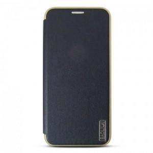Bao da Samsung Galaxy S8 Plus hiệu Baolilai (xanh Navy)