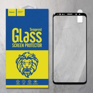 Miếng dán cường lực Samsung Galaxy S9 Plus hiệu HOCO Full màn hình (Đen)