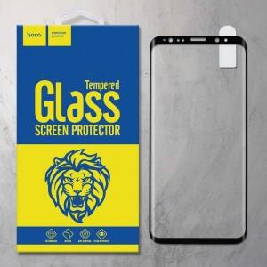 Miếng dán cường lực Samsung Galaxy S9 hiệu HOCO Full màn hình (Đen)