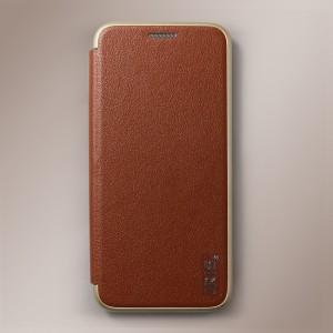 Bao da Samsung Galaxy S9 hiệu JRIS (Nâu)