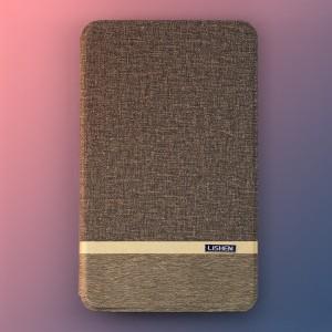Bao da Samsung Galaxy Tab A6 7.0 2016 T285 hiệu Lishen (Xám)