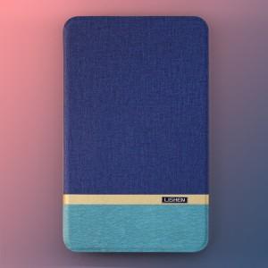 Bao da Samsung Galaxy Tab A6 7.0 2016 T285 hiệu Lishen (xanh dương)
