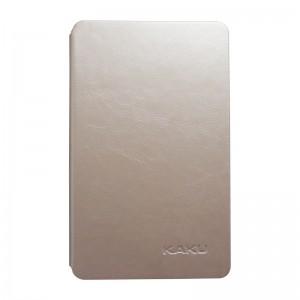 Bao da Samsung Galaxy Tab A8 8.0 inch T295 (2019) hiệu Kaku Stand (Vàng)