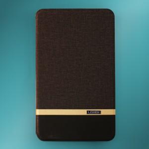 Bao da Samsung Galaxy Tab A 8.0 2017 T385 hiệu Lishen (Đen)