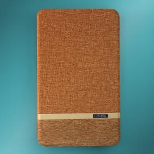 Bao da Samsung Galaxy Tab A 8.0 2017 T385 hiệu Lishen (Vàng)