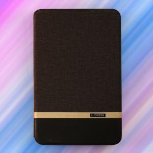 Bao da Samsung Galaxy Tab E 9.6 T561 hiệu Lishen (Đen)
