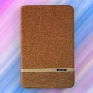 Bao da Samsung Galaxy Tab E 9.6 T561 hiệu Lishen (Vàng)