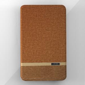 Bao da Samsung Galaxy Tab A6 10.1 T585 hiệu Lishen (Vàng)