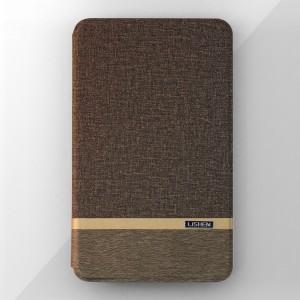 Bao da Samsung Galaxy Tab A6 10.1 T585 hiệu Lishen (Xám)