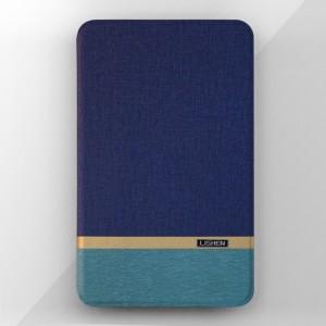 Bao da Samsung Galaxy Tab A6 10.1 T585 hiệu Lishen (xanh dương)