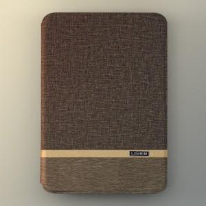 Bao da Samsung Galaxy Tab S3 9.7 T825 hiệu Lishen (Xám)