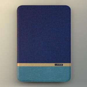 Bao da Samsung Galaxy Tab S3 9.7 T825 hiệu Lishen (xanh dương)