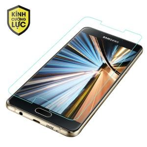 Miếng dán kính cường lực Samsung Galaxy A9 2016 (trong suốt)